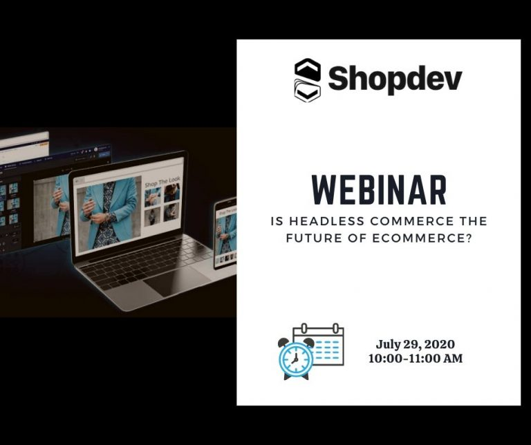 E-commerce - Webinar